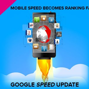 Mobile Speeds becomes a Ranking Factor